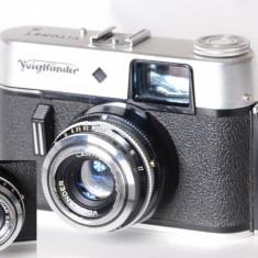 Voighlander Vitoret R - Aparat Foto cu Film Voigtländer, RF (Rangefinder), Mic