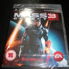 Joc Mass Effect 3, PS3, original si sigilat, alte sute de jocuri! - Jocuri PS3 Ea Games, Shooting, 16+, Single player