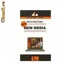 New Media - Dorina Gutu - Carte de publicitate