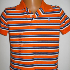 Tricou Polo Ralph Lauren baieti 2 ani - original
