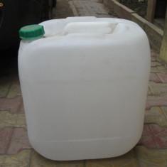 Bidoane (canistre) plastic - Bidon