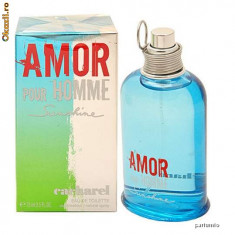 Parfum Cacharel Amor Amor Sunshine masculin 50ml - Parfum barbati Cacharel, Apa de toaleta