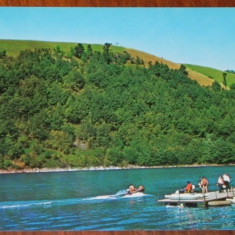 Judetul CARAS-SEVERIN. RESITA LACUL SECU, NECIRCULATA - Carti Postale Romania dupa 1918