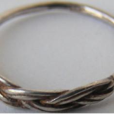 Inel vechi din argint (86) - de colectie