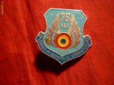 Insigna Militara -Aeronautica - Centrul Bacau foto
