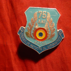 Insigna Militara -Aeronautica - Centrul Bacau