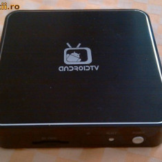 ANDROID HD TV SET-TOP BOX - Media player