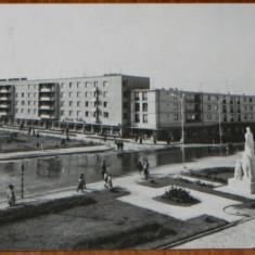Carte postala JUDETUL BUZAU - VEDERE DIN BUZAU CIRCULATA, 1965 - Carti Postale Romania dupa 1918