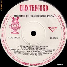 "Dan Spataru - Melodii De Temistocle Popa_Mi-a Spus Inima _Fanfara Militara (7"")"