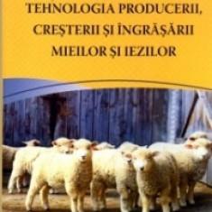 Vasile Tafta - Tehnologia producerii, cresterii si ingrasarii mieilor si iezilor