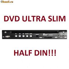 DVD Auto Ultra Slim! Cel mai subtire DVD! - DVD Player auto