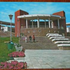 Judetul CARAS-SEVERIN. RESITA CINEMATOGRAFUL DE VARA, NECIRCULATA - Carte Postala Banat dupa 1918