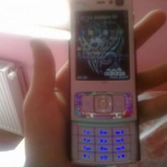 Nokia n95 original in perfecta stare - Telefon mobil Nokia N95, Alb, Neblocat
