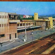 Judetul CARAS-SEVERIN. RESITA - GARA DE NORD, NECIRCULATA - Carti Postale Romania dupa 1918