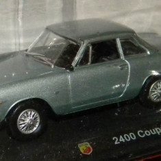 ATLAS FIAT 2400 ABARTH coupe 1961 1:43