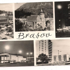 Carte postala- BRASOV - Carte Postala Transilvania dupa 1918