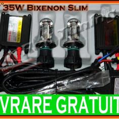 KIT BIXENON SLIM TYPER 35W - H4 - 4300K, 5000K, 6000K, 8000K