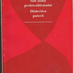 M.Nitescu / SUB ZODIA PROLETCULTISMULUI - DIALECTICA PUTERII