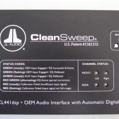JL AUDIO CLEAN SWEEP
