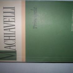MACHIAVELLI = PRINCIPELE - Filosofie