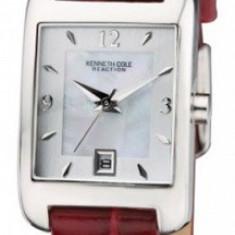 Kenneth Cole KC2444 ceas dama, 100% veritabil. Garantie.In stoc - Livrare rapida., Quartz, Otel, Piele, Analog