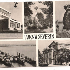 Carte postala- TURNU SEVERIN-Clolaj