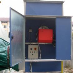 Generator de aer cald PRS 2.250 - Suflanta