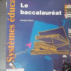 CARTE IN FRANCEZA-LE BACCALAUREAT