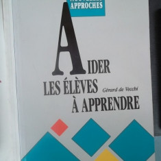 CARTE IN FRANCEZA-AIDER LES ELEVES A APPRENDRE