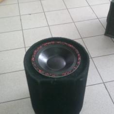 Subwoofer auto/camera