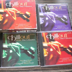 CHILLOUT WITH THE CLASSICS 3 CD - Muzica Chillout