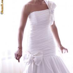 Rochie mireasa sirena - Rochie de mireasa sirena