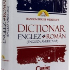 Random House Websters - Dictionar englez - roman (engleza americana)