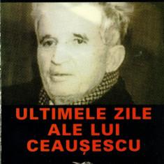 ULTIMELE ZILE ALE LUI CEAUSESCU - Marius Tuca Show - Carte Epoca de aur