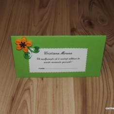 plic bani nunta / botez