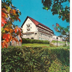 Carte postala(ilustrata)-PREDEAL-Hotel Rozmarin