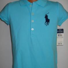 Tricou Polo Ralph Lauren fete 5-6 ani