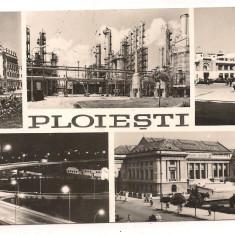 Carte postala(ilustrata)-PLOIESTI-colaj - Carte Postala Muntenia dupa 1918