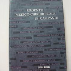 ALEXANDRU AUGUSTIN - URGENTE MEDICO CHIRURGICALE IN CAMPANIE