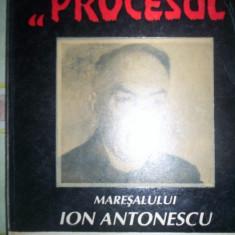 PROCESUL MARESALULUI ION ANTONESCU=IOAN DAN - Istorie