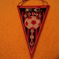 Fanion fotbal FC SOIMII SIBIU
