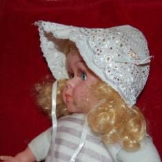 Palariuta de vara fetite 1-2 ani ca noua - Palarie Copii