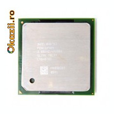 Intel Pentium 4, 2.8GHz, socket 478, FSB 800 MHz, 2.5-3.0 GHz