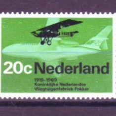1968 Olanda Mi. 902-904 conditie ** - Timbre straine