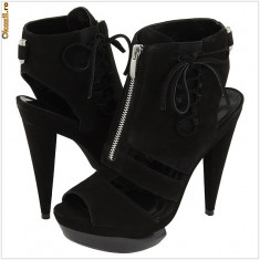 Pantofi VELVET ANGELS - Pantofi Dama, Femei - Piele Naturala - 100% AUTENTIC