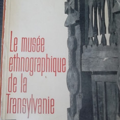 LE MUSEE ETHNOGRAPHIQUE DE LA TRANYLVANIE- CARTE IN FRANCEZA