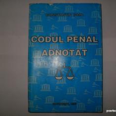 Codul penal adnotat-Constantin Sima - Carte Codul penal adnotat