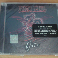 Dru Hill - Hits (CD Special Edition) - Muzica Hip Hop universal records