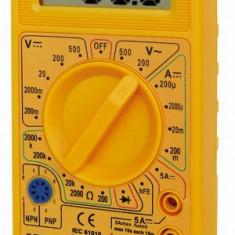 Multimetru aparat de masura digital - LIPSA STOC - Multimetre