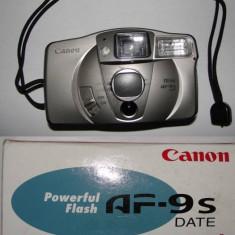 Aparat Foto CANON PRIMA AF-9s cu DATA - Aparat Foto cu Film Canon